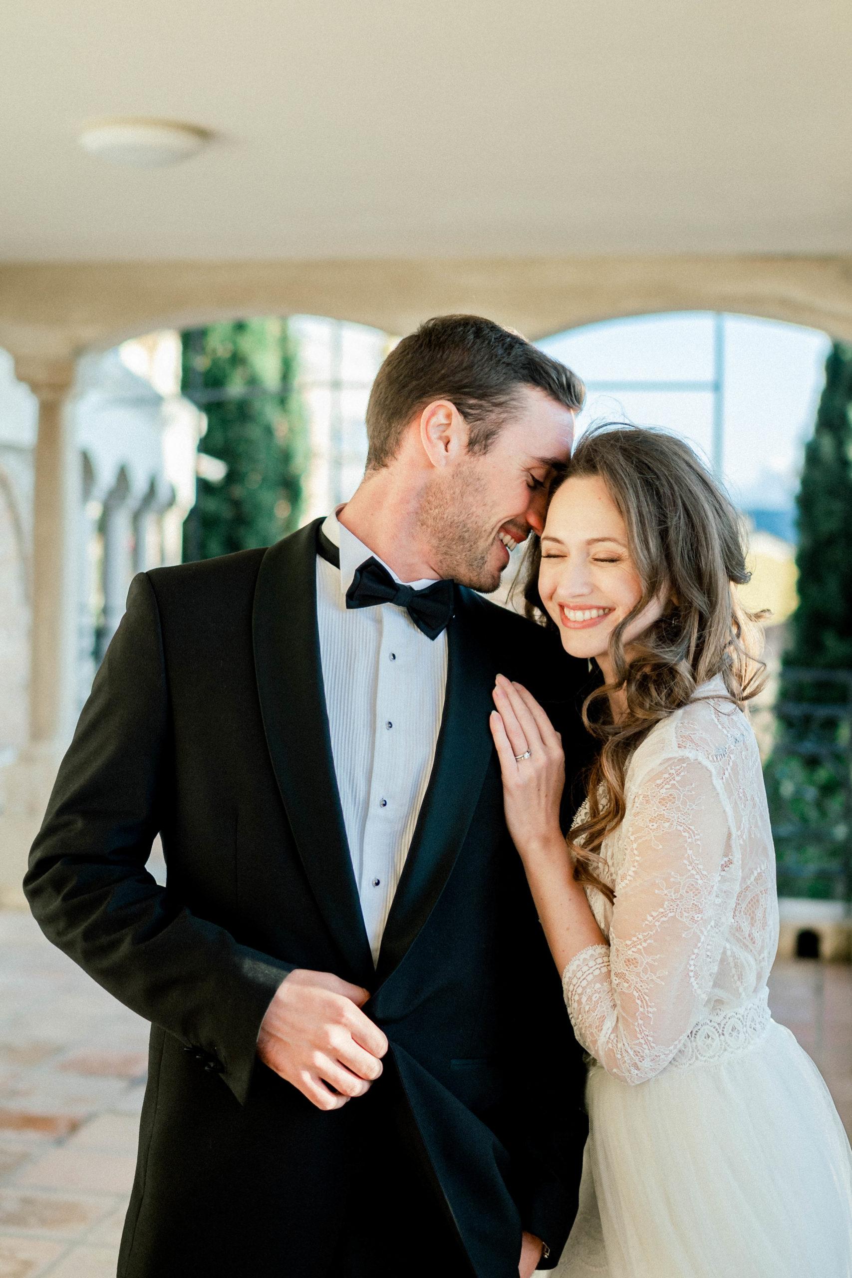 Amoureux mariage en Provence