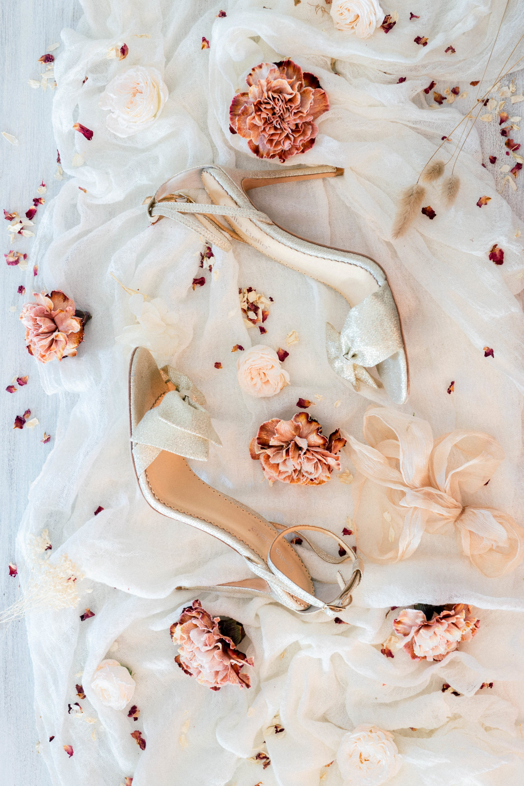 chaussures de mariages provence