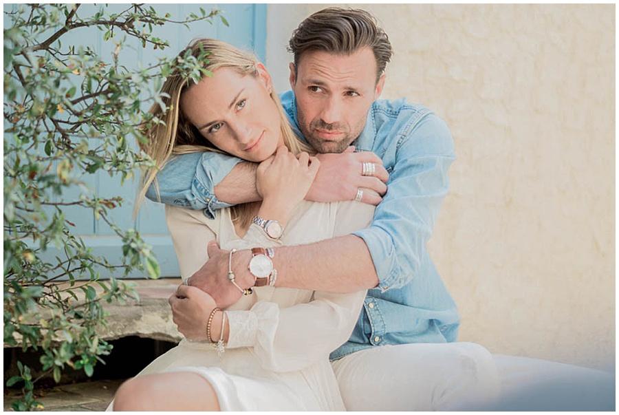 couple séance engagement provence sylvia calmet photographe mariage salon de provence
