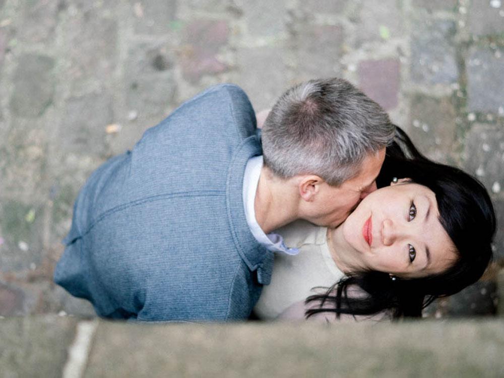 Amoureux dans Paris Sylvia Calmet Photographe