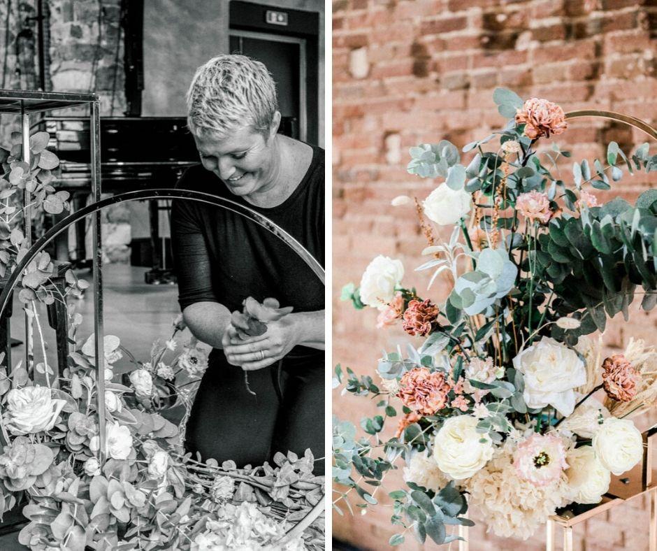 Laetitia Ricci Floral designer wedding inspiration
