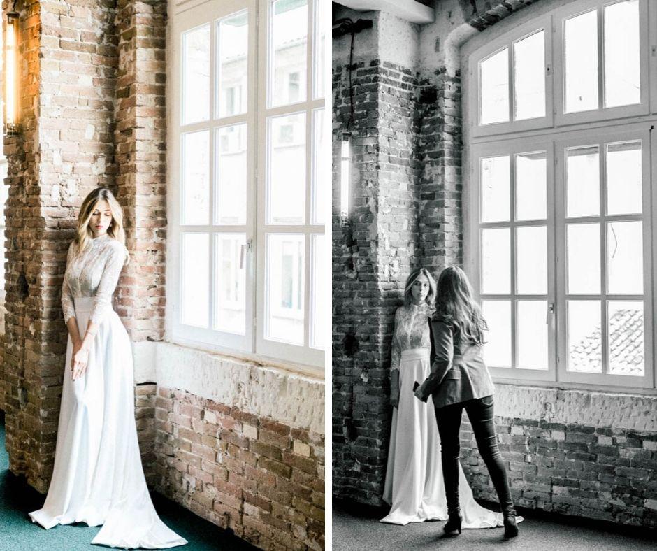 Karine Brossard Luxury MUA Wedding inspiration