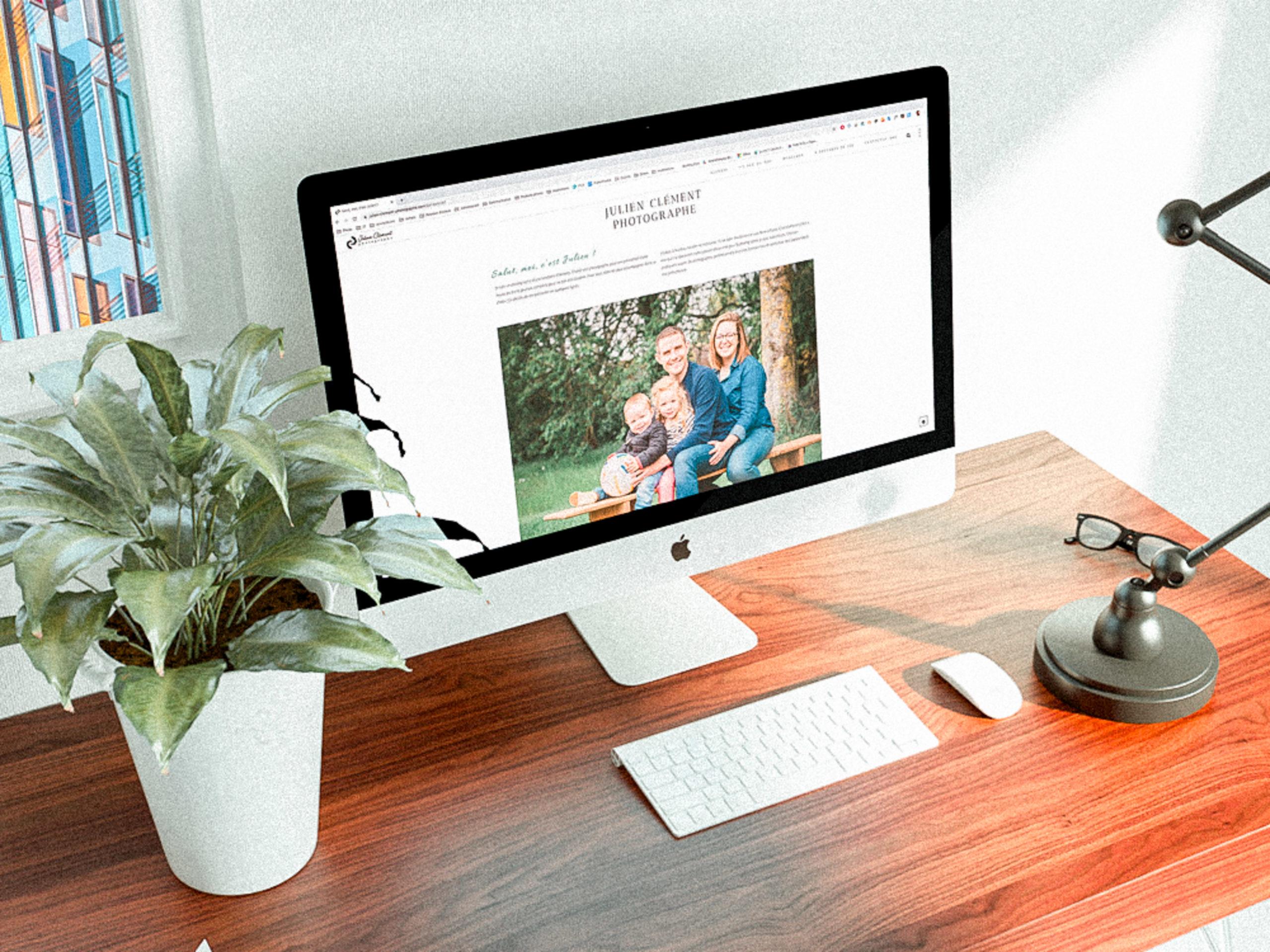 Construisons ensemble votre site internet est ce que Michael Bouton et Sylvia Calmet vous proposent