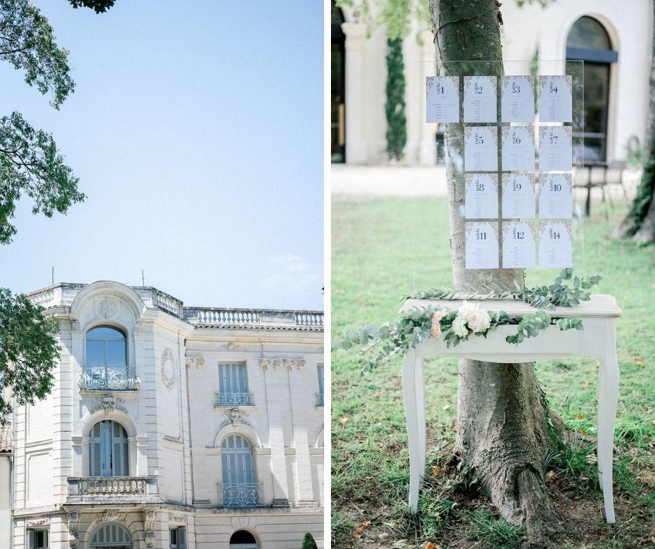Le domaine de biar par Sylvia Calmet photographe de mariage en Provence