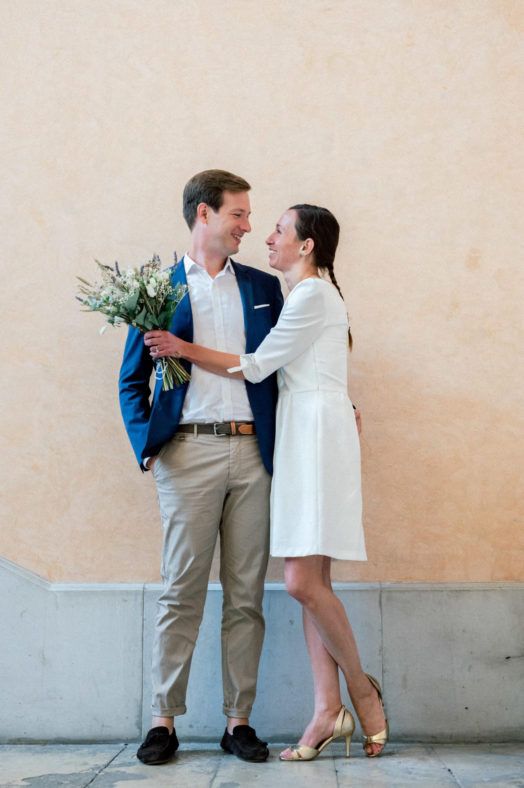 Mariage à Nimes par Sylvia Calmet photographe de mariage en Provence